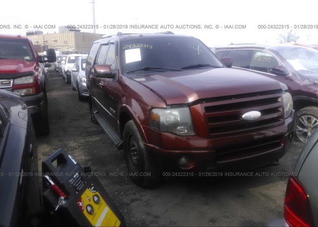 Inventory #787768695 2008 FORD EXPEDITION