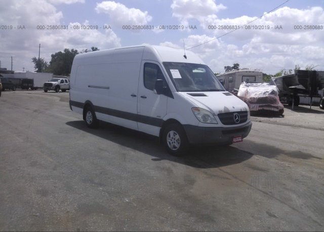Inventory #397100509 2010 Mercedes-benz SPRINTER