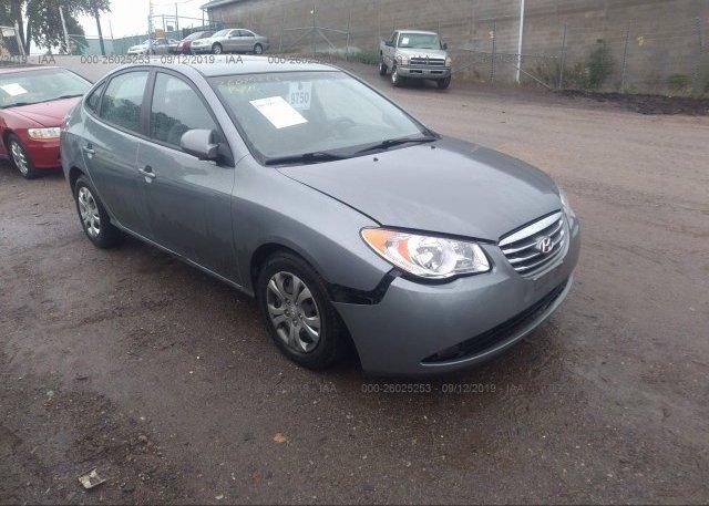 Inventory #507261566 2010 Hyundai ELANTRA