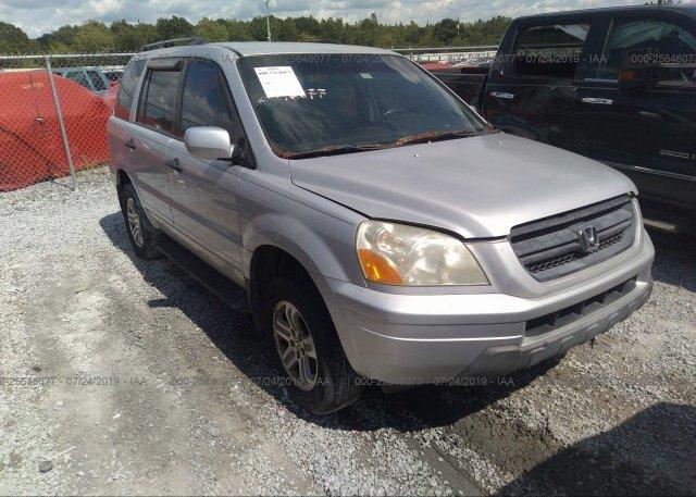 Inventory #462162460 2003 Honda PILOT