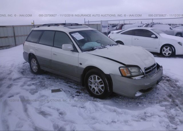 Inventory #299049515 2002 Subaru LEGACY