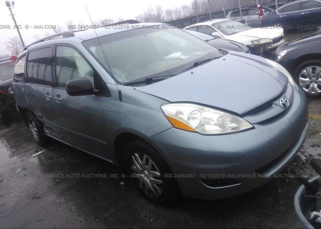 Inventory #574482975 2006 Toyota SIENNA