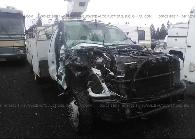 Inventory #875018853 2011 FORD F450