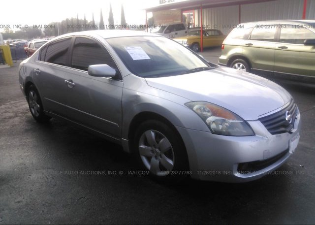 Inventory #273264264 2007 Nissan ALTIMA