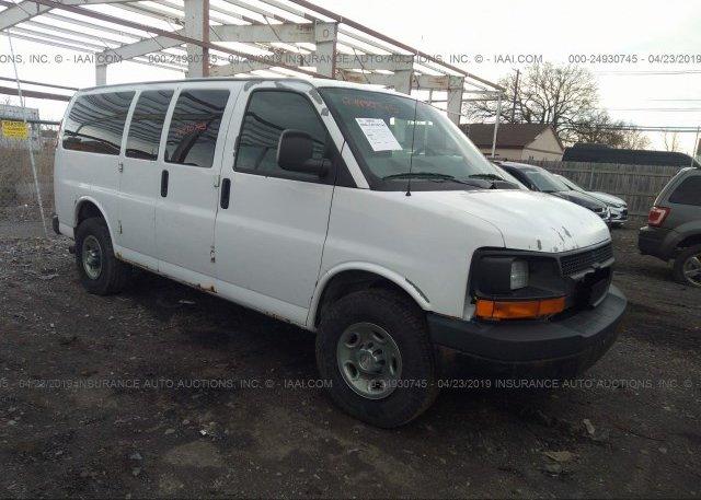 Inventory #987538639 2007 Chevrolet EXPRESS G2500