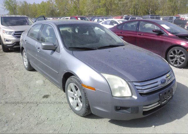 Inventory #737192791 2006 FORD FUSION