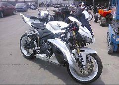 2007 Honda CBR600