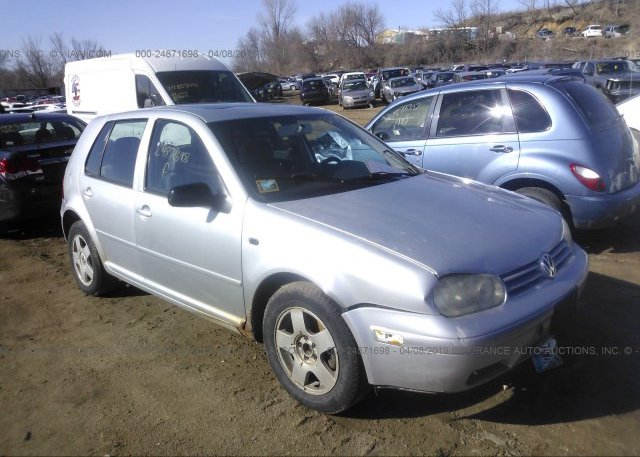 Inventory #468062374 2002 Volkswagen GOLF