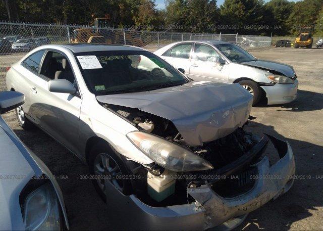 Inventory #163893995 2004 Toyota CAMRY SOLARA