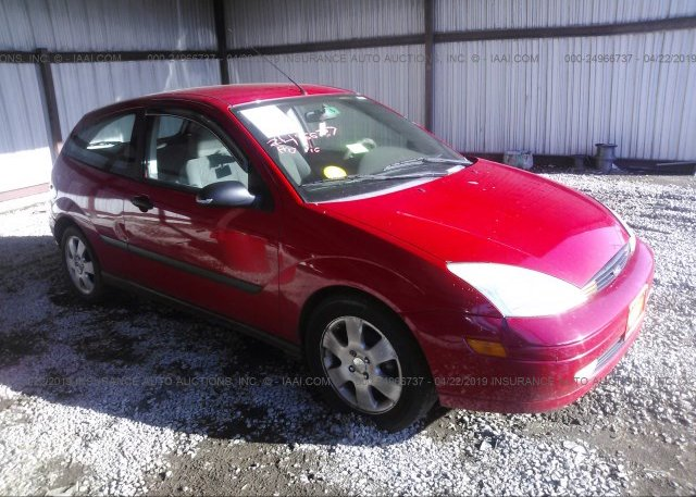 Inventory #569637190 2002 FORD FOCUS