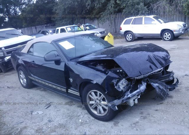 Inventory #285447449 2009 FORD MUSTANG