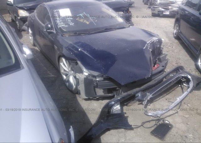 Inventory #565964399 2014 Tesla MODEL S