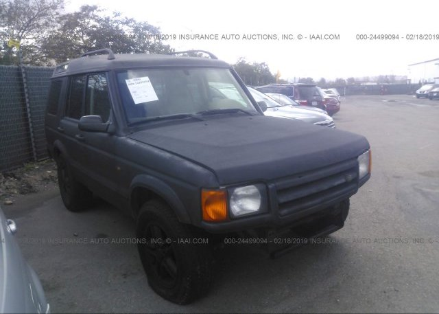 Inventory #685653009 2001 Land Rover DISCOVERY II