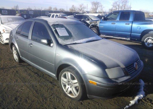 Inventory #920118833 2003 Volkswagen JETTA