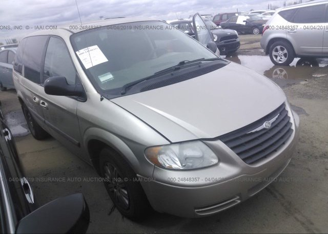 Inventory #235634591 2006 Chrysler TOWN & COUNTRY