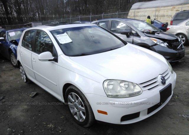 Inventory #385654394 2007 Volkswagen RABBIT