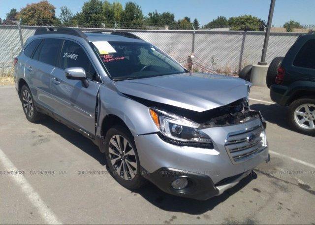 Inventory #238940096 2017 Subaru OUTBACK