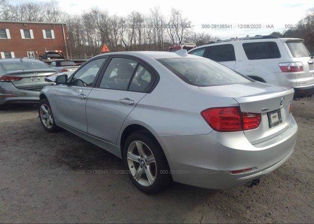 купить 2014 BMW 3 SERIES WBA3B5G58ENS06258