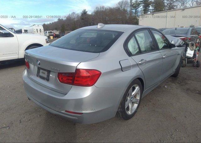 цена в сша 2014 BMW 3 SERIES WBA3B5G58ENS06258
