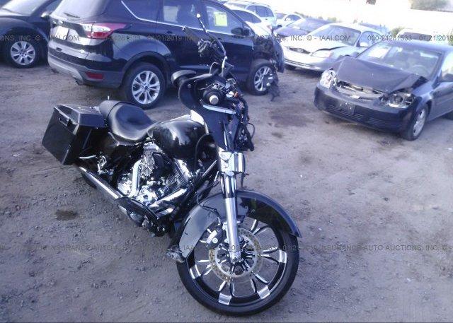 Inventory #616743876 2012 Harley-davidson FLHX