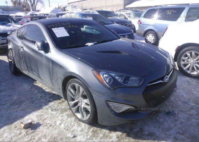 Inventory #144222204 2013 Hyundai GENESIS COUPE