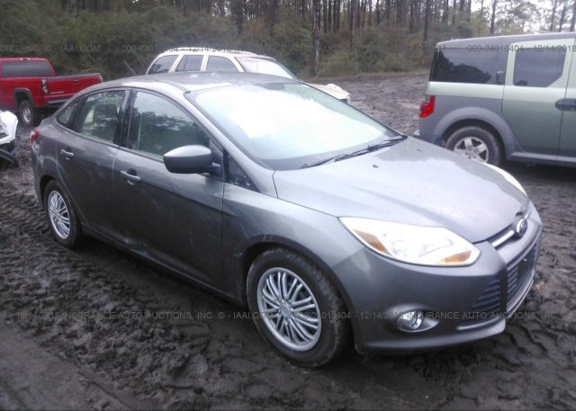 Inventory #370985851 2012 FORD FOCUS