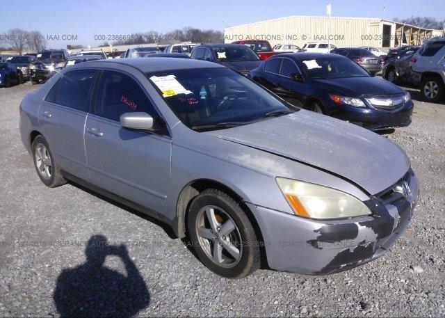 Inventory #558634328 2003 Honda ACCORD
