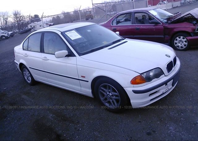 Inventory #834156435 2000 BMW 323