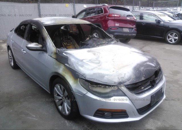 Inventory #383756418 2010 Volkswagen CC