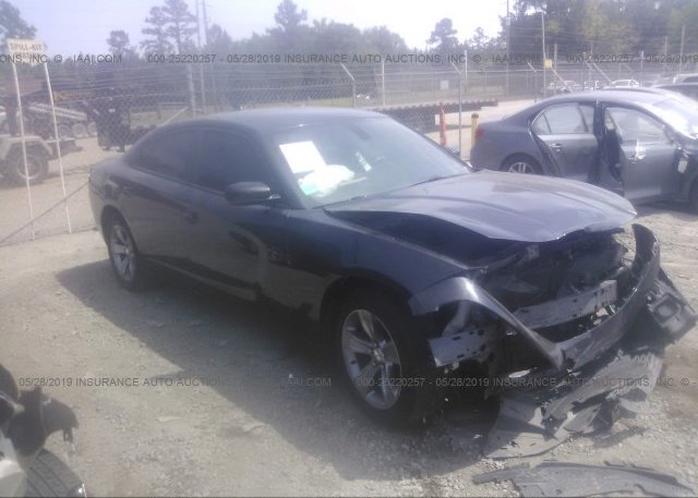 Bidding Ended On 2c3cdxhg6gh215274 Salvage Dodge Charger At