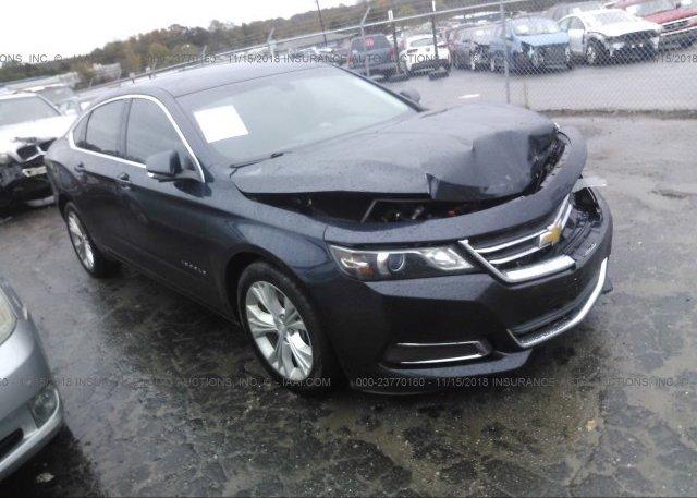 Inventory #856337649 2014 Chevrolet IMPALA