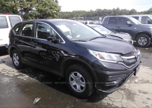 Inventory #874197308 2016 Honda CR-V