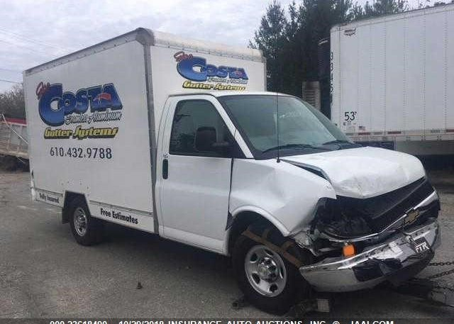 Inventory #484462397 2015 CHEVROLET EXPRESS G3500