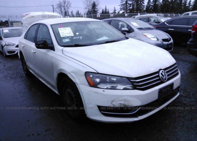 Inventory #342236948 2014 Volkswagen PASSAT