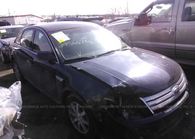 Inventory #450280444 2009 FORD TAURUS