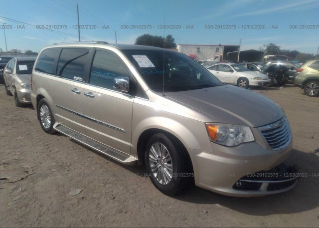 2C4RC1GG4DR606937 2013 CHRYSLER TOWN & COUNTRY