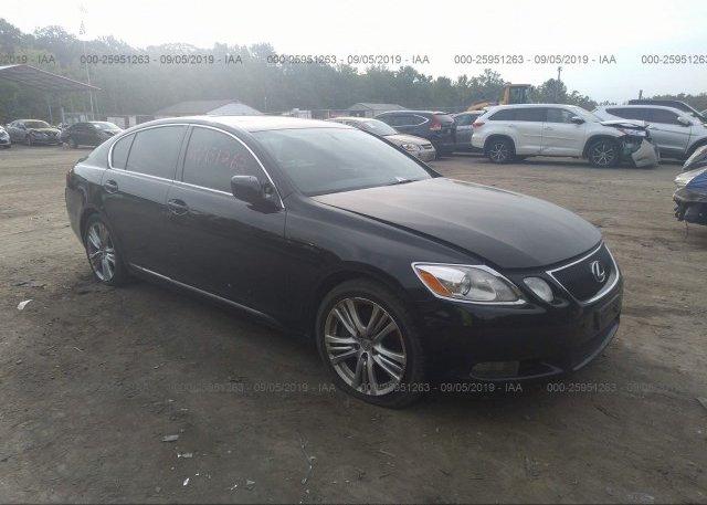 Inventory #705339371 2007 Lexus GS