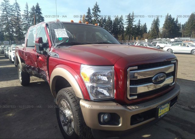 Inventory #657885306 2014 FORD F350
