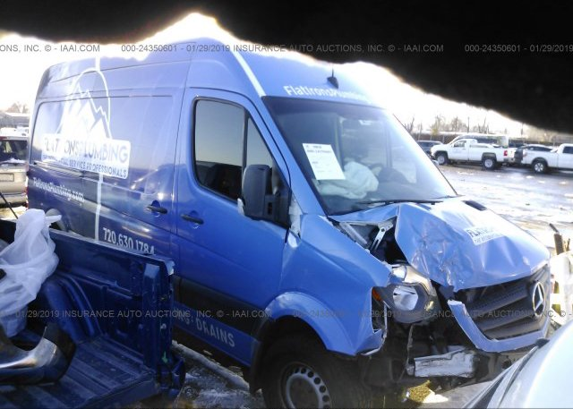 Inventory #781286743 2015 Mercedes-benz SPRINTER