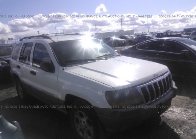 Inventory #292514697 2000 JEEP GRAND CHEROKEE