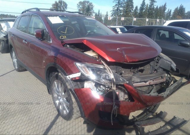 Inventory #219493037 2008 Mazda CX-9