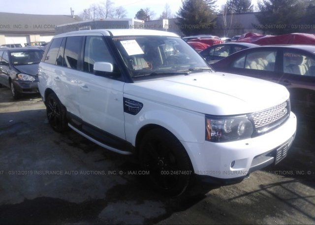 Inventory #736469405 2012 Land Rover RANGE ROVER SPORT
