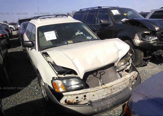 Inventory #654727026 2002 Subaru LEGACY