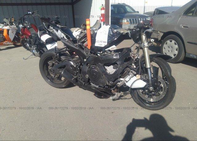 Inventory #390717744 2007 Suzuki GSX-R600