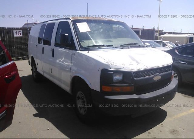 Inventory #783146676 2007 Chevrolet EXPRESS G3500