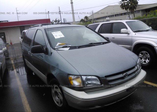 Inventory #291143405 1998 Toyota SIENNA