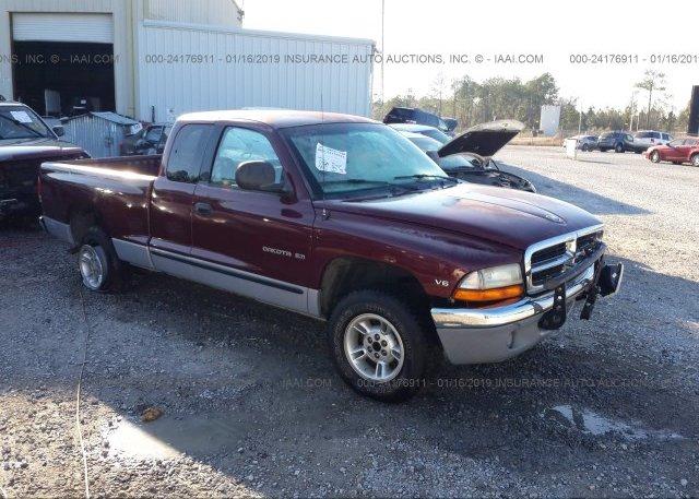 Inventory #439814382 2000 Dodge DAKOTA