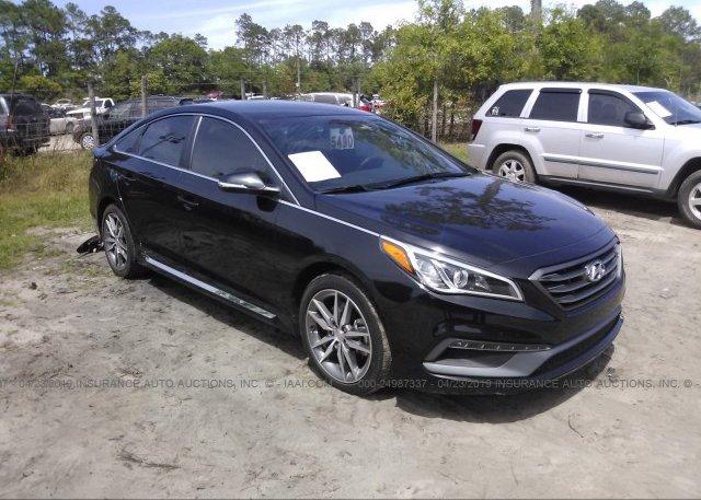 Inventory #417410350 2017 Hyundai SONATA