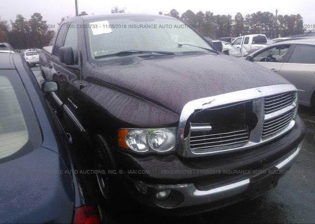 Inventory #290531363 2004 Dodge RAM 1500