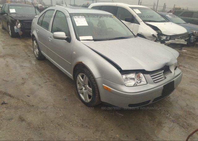 Inventory #553521589 2003 Volkswagen JETTA